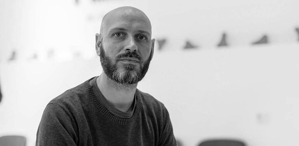 Il designer padovano Andrea Maragno